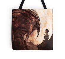 My New Friend Tote Bag