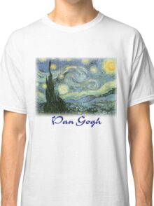 Vincent Van Gogh – Starry Night Classic T-Shirt