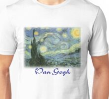 Vincent Van Gogh – Starry Night Unisex T-Shirt