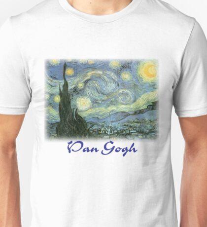 Vincent Van Gogh – Starry Night Unisex T-Shirt