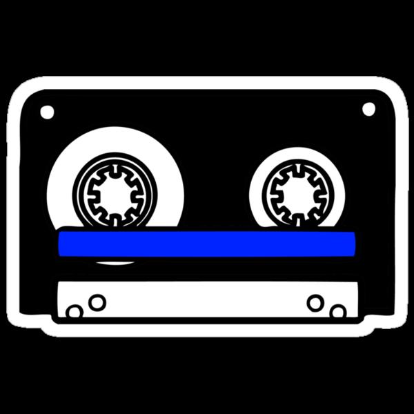 Cassete tape no. 5 by SofiaYoushi