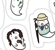 Doctor Boo Sticker Set Sticker