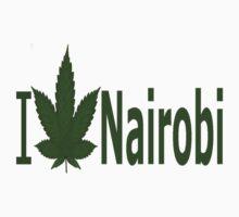 0086 I Love Nairobi  by Ganjastan