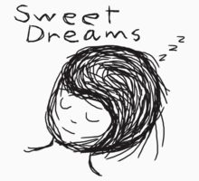 Sweet Dreams One Piece - Short Sleeve