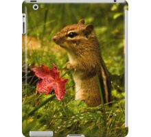 Chipmunk iPad Case/Skin