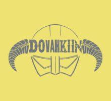 Dovahkiin! Kids Clothes