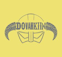 Dovahkiin! One Piece - Short Sleeve
