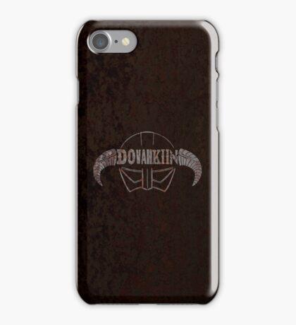 Dovahkiin! iPhone Case/Skin