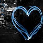Love in a laneway by LadyFran