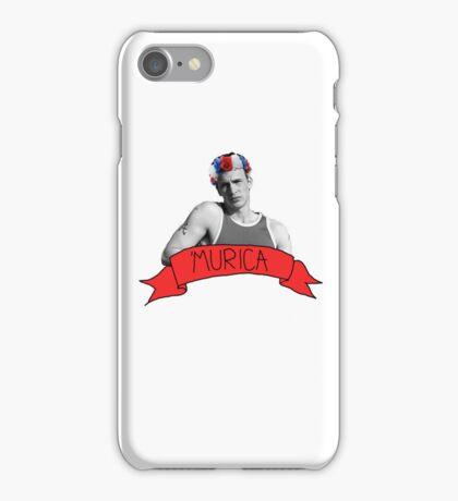 captain 'murica iPhone Case/Skin