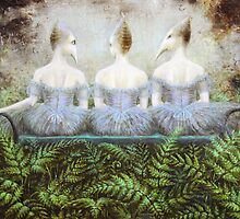 Forest Divas by ambientdreams