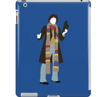 The Fourth Doctor - Doctor Who iPad Case/Skin