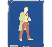 The Fifth Doctor - Doctor Who iPad Case/Skin