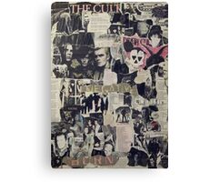 The Cult Canvas Print