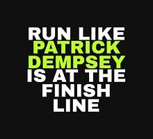 Run Like Patrick Dempsey Unisex T-Shirt
