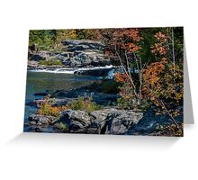 Northern Landscape Beauty Greeting Card