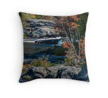 Northern Landscape Beauty Throw Pillow