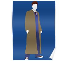 The Tenth Doctor - Doctor Who Poster