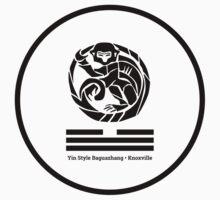 Monkey System - Lake Trigram - YSBKnox (Black) by YSBKnoxville