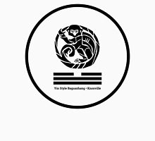Monkey System - Lake Trigram - YSBKnox (Black) Unisex T-Shirt