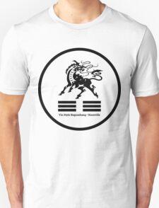 Unicorn System - Earth Trigram - YSBKnox (Black) T-Shirt