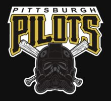 Pittsburgh Pilots Kids Clothes
