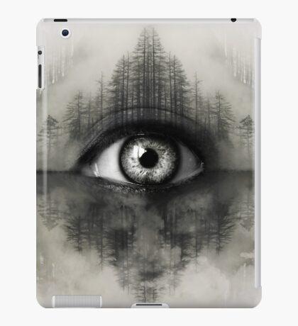 Misty Witness iPad Case/Skin