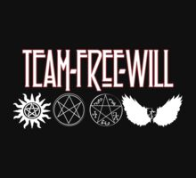 Team Free Will V2 by Konoko479