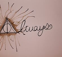Deathly Hallows- Always by Amber Batten