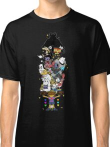 Undertale - FIGHT or MERCY ULTIMATE - HIGH QUALITY Classic T-Shirt