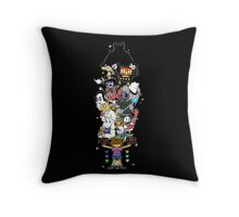 Undertale - FIGHT or MERCY ULTIMATE - HIGH QUALITY Throw Pillow