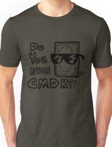 DO YOU EVEN CMDR?!? Unisex T-Shirt