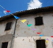 Rural Friulian Building by jojobob