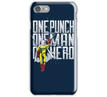 One Hero iPhone Case/Skin