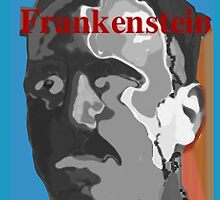 Frankenstein: A Rhetorical Question by KayeDreamsART