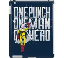 One Hero iPad Case/Skin