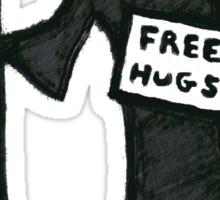 Free Hugs... Sticker
