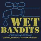 Wet Bandits Plumbing by FANATEE