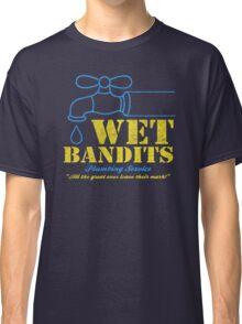 Wet Bandits Plumbing Classic T-Shirt