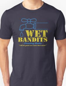 Wet Bandits Plumbing T-Shirt