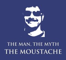 DOTA 2 - Ixmike88 Moustache by wearDOTA