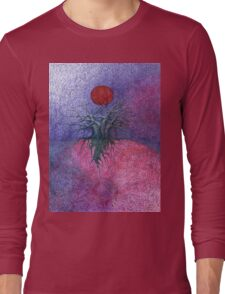 Space Tree Long Sleeve T-Shirt