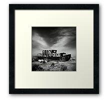 Blakeney Scape Framed Print