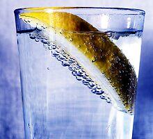 Soda Water & Lemon by David Mellor