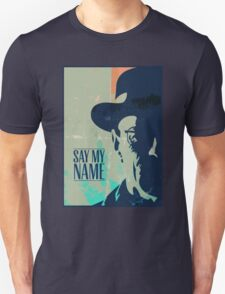 Breaking Bad - Say My Name T-Shirt