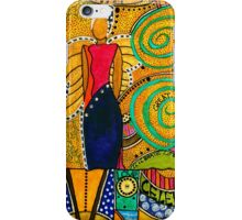 The Angel SPARKLE Celebrates LIFE iPhone Case/Skin