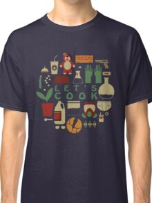 Breaking Bad - Let's Cook Classic T-Shirt