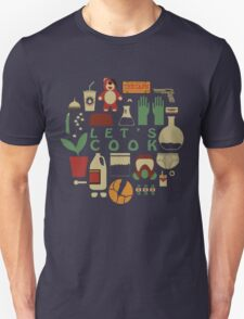 Breaking Bad - Let's Cook T-Shirt