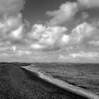 Shingle Street,Suffolk by EvilTwin