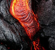Lava IPhone Case by Kana Photography